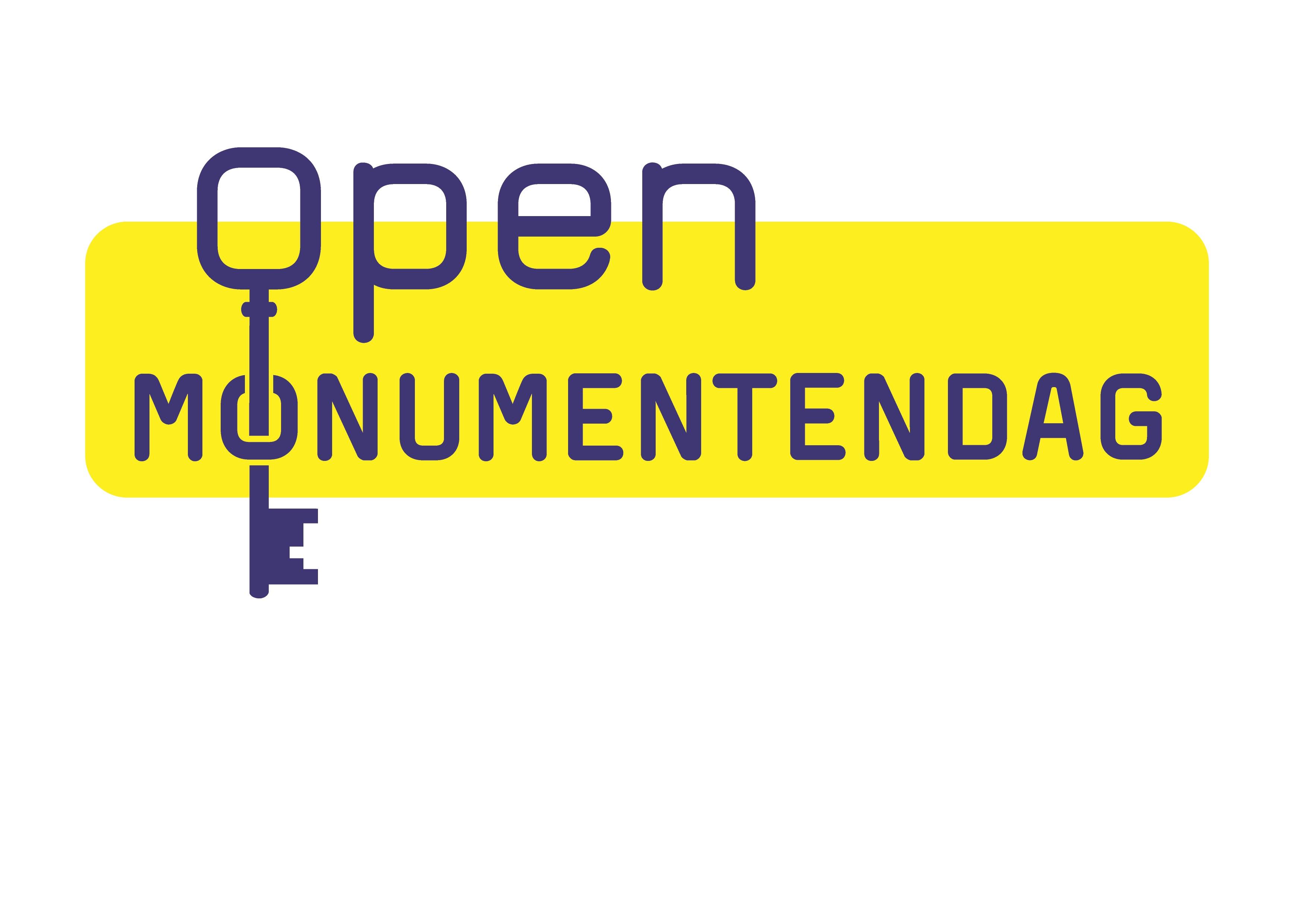 Afbeeldingsresultaat voor open monumentendag 2016 logo