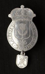 SH - Schotse Kamer - Silver Badge