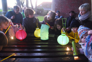 Veere by Light - kerstwandeling