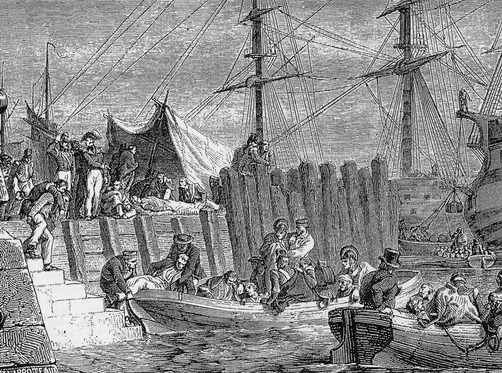 Britse Invasie Walcheren 1809 - Philip Poteaux