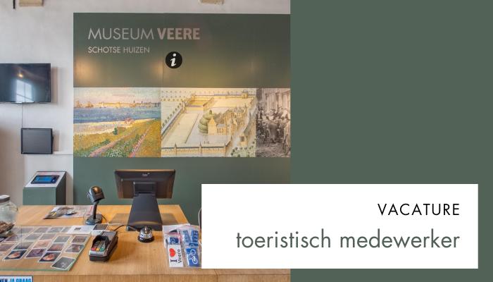 vacature museum veere
